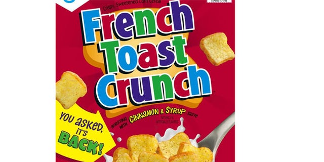 General Mills is bringing a cereal people have been clamoring for: French Toast Crunch.