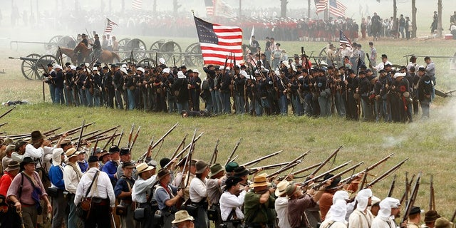 Two Civil War battles were fought in the city of Manassas, Virginia.