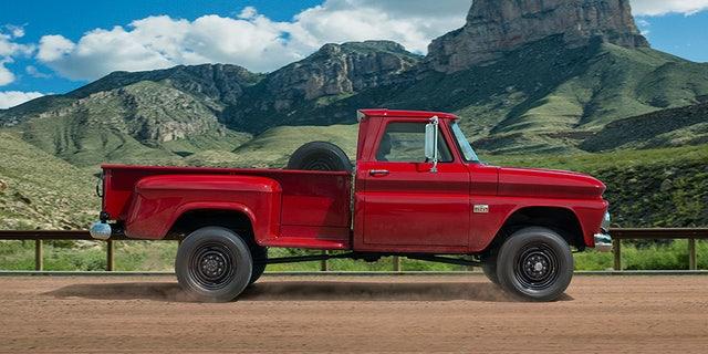 The 1960-1966 Chevrolet C/K