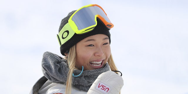 The Olympics have the California teen working up an appetite.