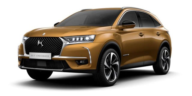 The DS 7 Crossback is from Citroen's new luxury brand.