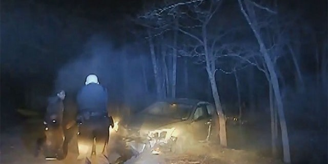 Police patrol video shows a fatal shooting involving a Clayton police officer early Thursday.