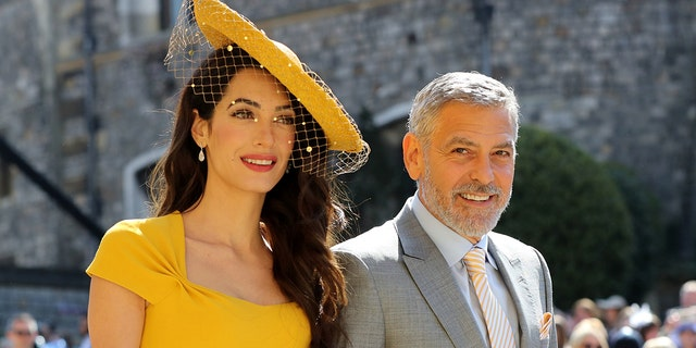 Amal Clooney and George Clooney married in 2014.