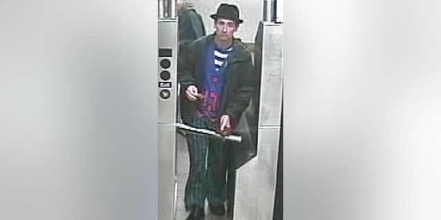 The man who dressed as a clown and tormented a teenager in NYC.