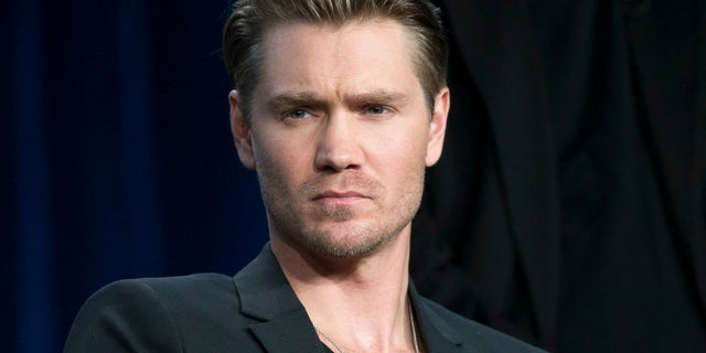 Chad Michael Murray was told by a medium that his grandmother was not murdered but committed suicide after years of speculation.