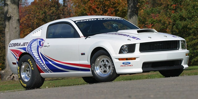 The 2018 Cobra Jet Is The Quickest Ford Mustang Ever Fox News