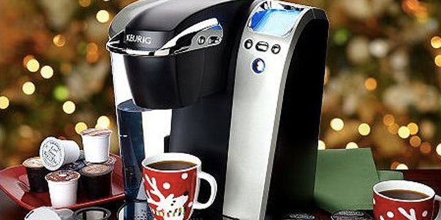 Remember to regularly flush out your coffee maker to keep it humming through the holidays.