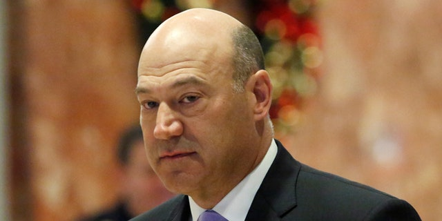White House chief economic adviser Gary Cohn is stepping down from his role.