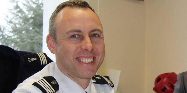 """Col. Arnaud Beltrame """"died for his country,"""" a French government official said."""