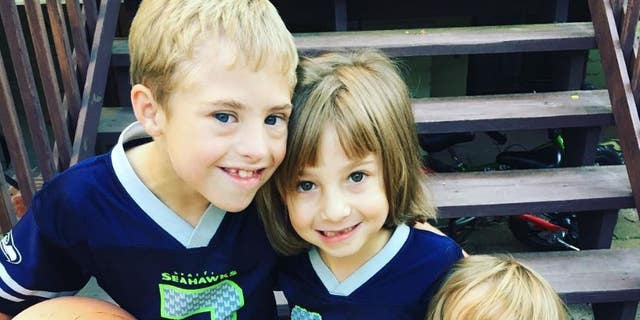 Rep. Cathy McMorris Rodgers' three children
