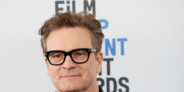 Actor Colin Firth arrives at the 2017 Film Independent Spirit Awards in Santa Monica, California, U.S., February 25, 2017. REUTERS/Danny Moloshok - RTS10BMJ
