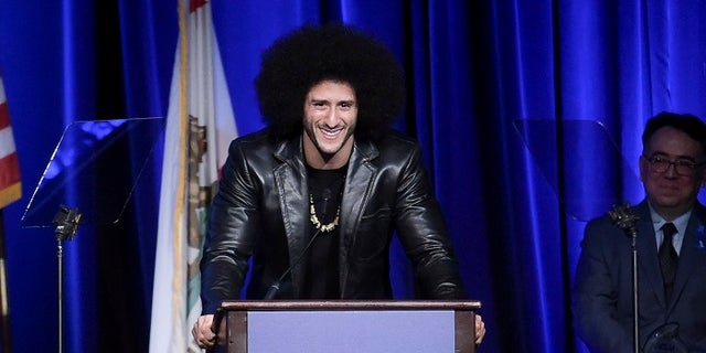 Colin Kaepernick was not signed to an NFL team during the 2017-18 season.