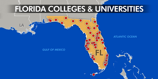 According to Judge Walker's ruling, four of the ten largest public universities in the U.S. are in Florida. Statewide, nearly 830,000 students are enrolled at public colleges and universities.