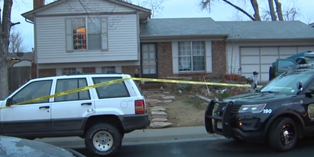 William Mussack's body was found encased in concrete in a home in a Denver suburb.