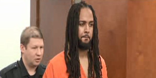 Brock Franklin, 31, was sentenced to 472 years in prison on Tuesday.
