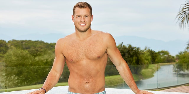 "Colton Underwood is the newest star of ""The Bachelor."""