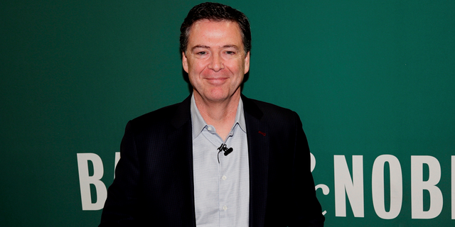 """Former FBI Director James Comey will reportedly not attend Wednesday's scheduled Senate Intelligence Committee hearing due to a """"previously scheduled engagement."""""""