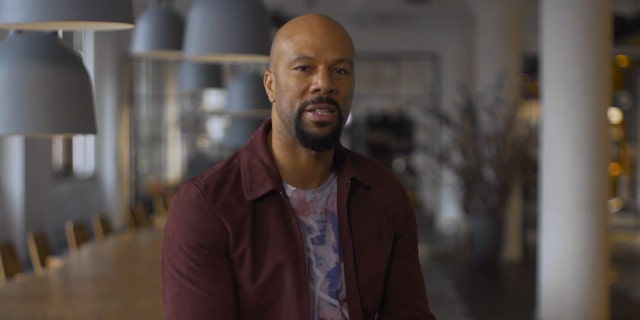 """Common, one of the training session's guides, will """"help folks start exploring their own identities,"""" per the preview video."""
