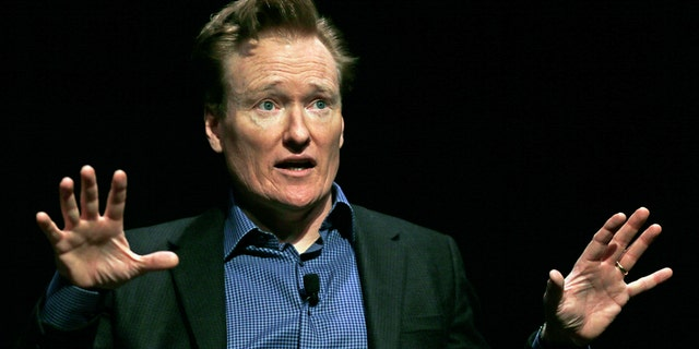 Is Conan O'Brien Planning to Film New Shows Using iPhone?