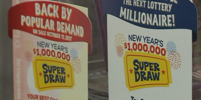 The Connecticut Lottery said 100,000 eligible tickets for a special New Year's game were mistakenly disregarded in the initial drawing.