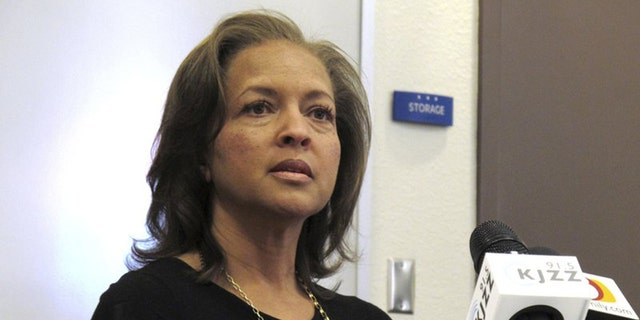"Connie Jones called her ex-husband her ""own personal terrorist."""