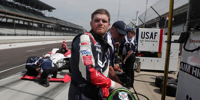 Conor Daly has since spoken out on the incident on social media.
