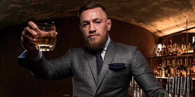 Conor McGregor released his brand of whiskey in September 2018. McGregor teamed up with David Elder, master distiller, previously of Guinness to create the spirit.