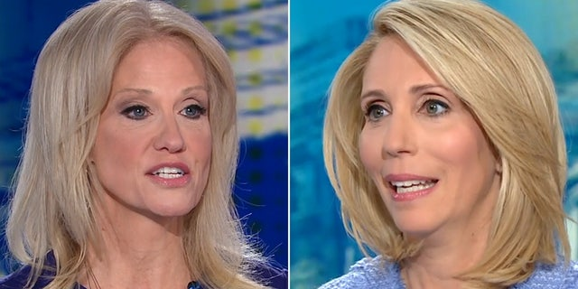Counselor to the President Kellyanne Conway, left, faced off with Dana Bash on CNN's 'State of the Union' Sunday morning