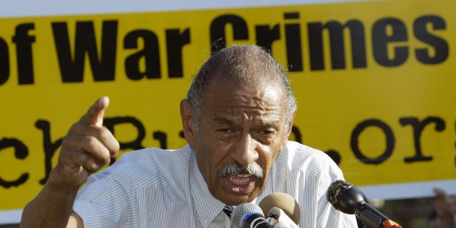 Rep. John Conyers, D-Mich., battled sexual harassment allegations before his death.