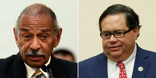 Multiple congressmen have been accused of sexual misconduct this year. Rep. John Conyers, D-Mich., retired in December following allegations. And Rep. Blake Farenthold, R-Texas, said he would not seek reelection.