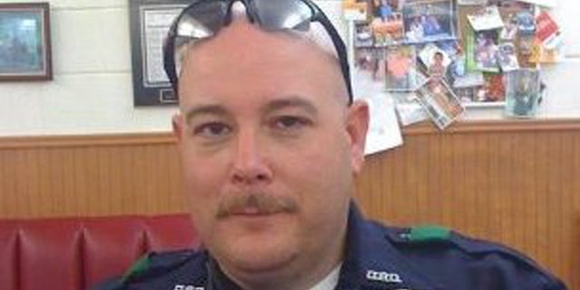 One of the police officers killed has been identified as Dallas Area Rapid Transit Officer Brent Thompson, 43.