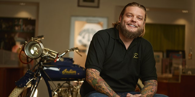 Corey Harrison, known as Big Hoss, follows in the steps of his superiors.