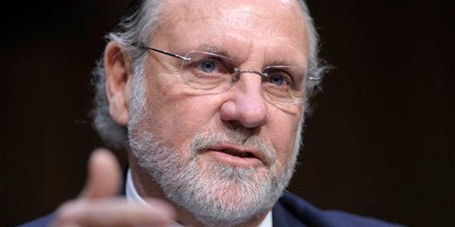 Dec. 13, 2011: Former MF Global Chairman Jon Corzine testifies on Capitol Hill.