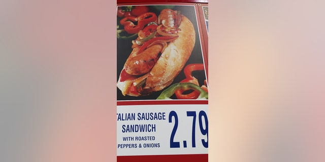 The Polish dog is supposedly being replaced with an Italian sausage sandwich.