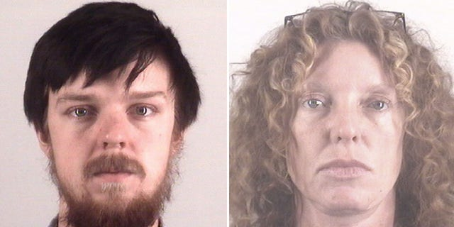 Ethan Couch, left, and his mother, Tonya Couch, right, fled to Mexico after Ethan violated his probation. The two were captured and arrested in Puerto Vallarta and brought back the the U.S.