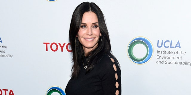 "Courteney Cox played ""Friend""'s Monica, who dated Tom Selleck's Richard."