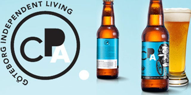 A new micro brew beer has been dubbed CPA or cerebral palsy beer.