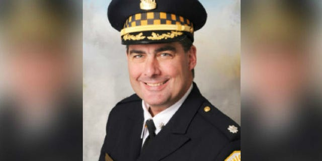 Chicago Police Cmdr. Paul Bauer was shot to death near City Hall in February.