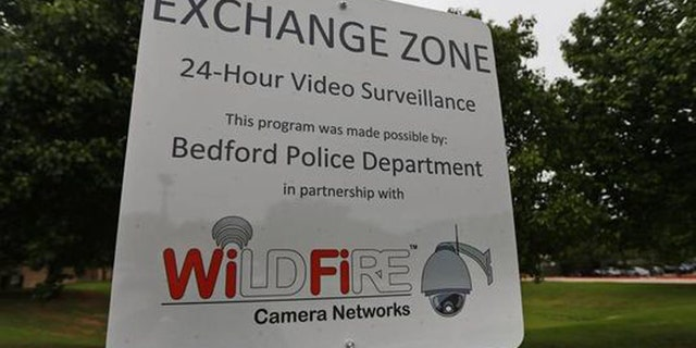 Bedford, Texas, has a designated safe zone for people to make transactions without fear of dealing with strangers in dangerous circumstances.