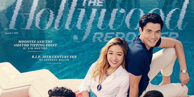 'Crazy Rich Asians' was almost a Netflix original.