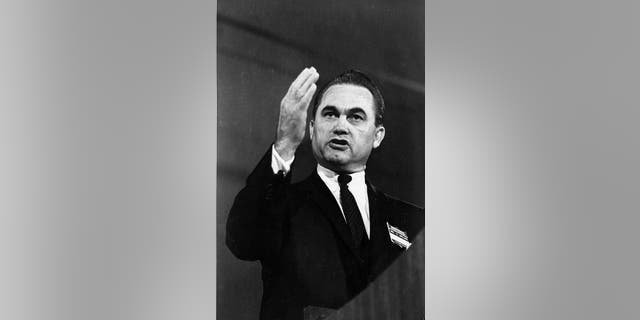 Gov. George Wallace of Alabama in 1964.