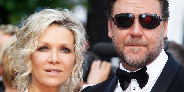 Russell Crowe and Danielle Spencer, seen here in 2010, broke up in 2012.