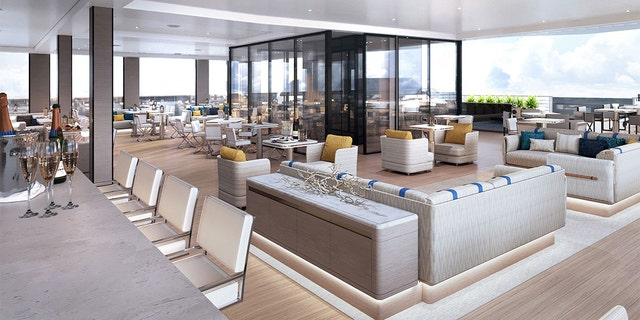 """""""This unique combination of yachting and cruising will usher in a new way of luxury travel for guests seeking to discover the world in a relaxed, casually elegant and comfortable atmosphere with the highest level of personalized service."""""""