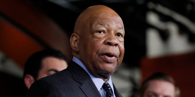 Rep. Elijah Cummings, D-Md., sent a letter to Attorney General Jeff Sessions in April accusing the Justice Department of using political bias when hiring immigration judges.