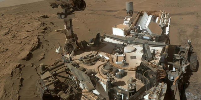NASA's Curiosity rover captured traces of the element Boron in September 2017.