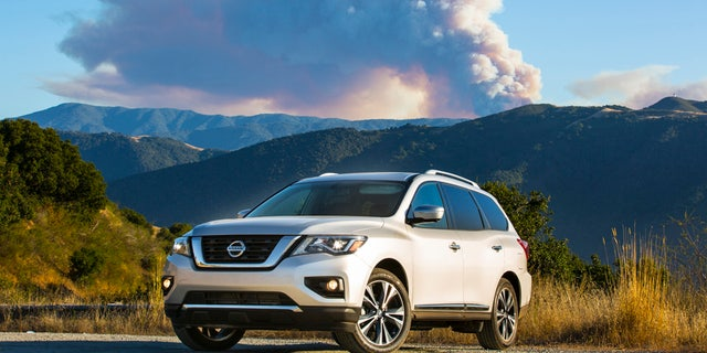The 2018 Nissan Pathfinder is among the recalled vehicles
