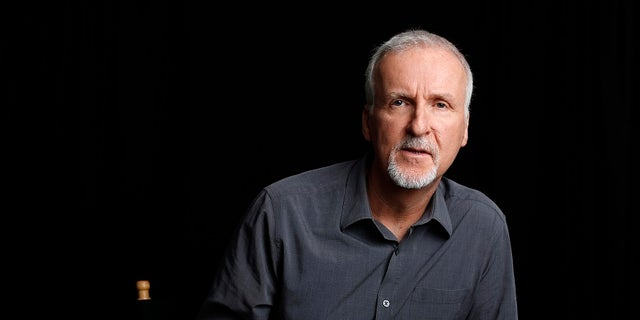 """Director James Cameron poses for a portrait in Manhattan Beach, California April 8, 2014. Cameron, best known as director of blockbuster films """"Titanic"""" and """"Avatar"""", has appealed to well-known Hollywood actors to act as correspondents for new Showtime documentary """"Years of Living Dangerously"""", which chronicles the human impact on the global climate and the consequences for humans of climate change. Picture taken April 8, 2014. To match story TELEVISION-CLIMATECHANGE/      REUTERS/Lucy Nicholson (UNITED STATES - Tags: ENTERTAINMENT ENVIRONMENT PROFILE PORTRAIT) - RTR3KPAJ"""