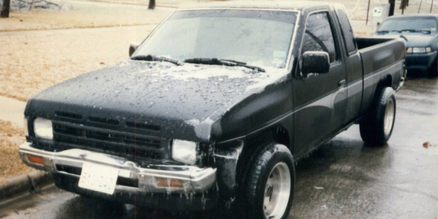 Diana Rojas' 1992 Nissan pickup has never been found.