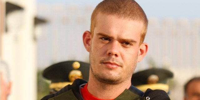 Joran Van der Sloot in 2010.