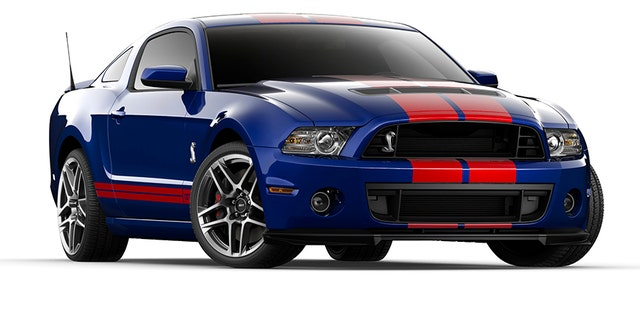 The 667 hp 2013-2014 Mustang Shelby GT500 is the most-powerful Ford ever made.
